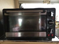 Twin hob, Electric oven and Grill