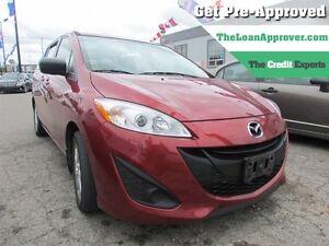 2015 Mazda MAZDA5 GS * ONE OWNER * SAT RADIO * BLUETOOTH