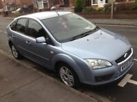 Ford Focus 1.6 tdci 2005 reg in really good condition