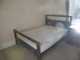 Cheap and comfortable double bedroom