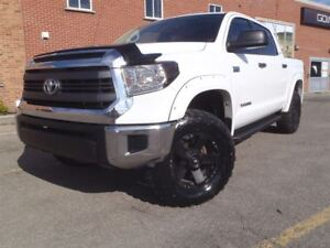 2014 Toyota Tundra SR5 5.7L V8, 4X4, Lifted 35 Tires mags new