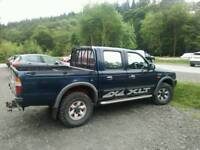 Ford ranger double cab pickup truck XLT