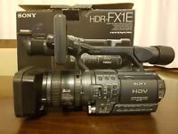 Sony HDR-FX1 HD 3CCD 1080i Camcorder FX-1