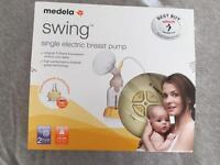 medela swing single electric 2 phase breast pump