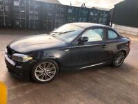 BREAKING BMW 1 SERIES E82 MSP N47D20A 2.0 DIESEL AUTOMATIC 2012