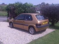 Citreon Saxo 1.6 VTR