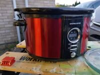 Morphy Richards Slow Cooker - Used Once
