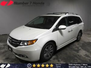 2017 Honda Odyssey Touring| Fully Loaded, Remote Starter!