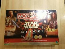 STAR WARS Monopoly Limited Edition