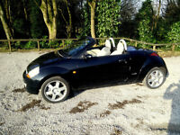 FORD STREETKA CONVERTIBLE - LONG MOT, 2005, HEATED LEATHER SEATS, BLUETOOTH/USB/IPHONE CONNECTIVITY