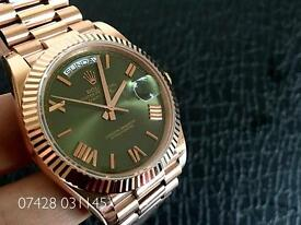 Rolex Day Date 60th Anniversary