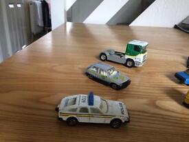 CORGI CARS TOYS COLLECTORS RARE job lot