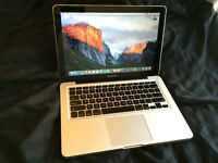 "Macbook Pro 13"" i5 8GB/16GB RAM 500GB/1TB SSHD *CAN DELIVER* + ADOBE, LOGIC, FCP, OFFICE"