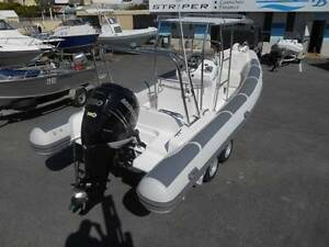 Rapid 660 RIB South Fremantle Fremantle Area Preview
