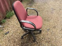 One office chair for sale