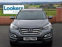 Hyundai Santa Fe PREMIUM CRDI (silver) 2014-12-31