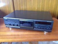 Technics RS-BX501 auto reverse cassette tape deck