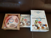 Mario Kart Wii + Wheel bundle