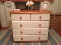 Lovely chest of drawers.