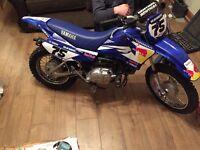 Yamaha pw80 ttr90