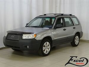 2008 Subaru Forester X, Auto, A/C, Traction Intégrale