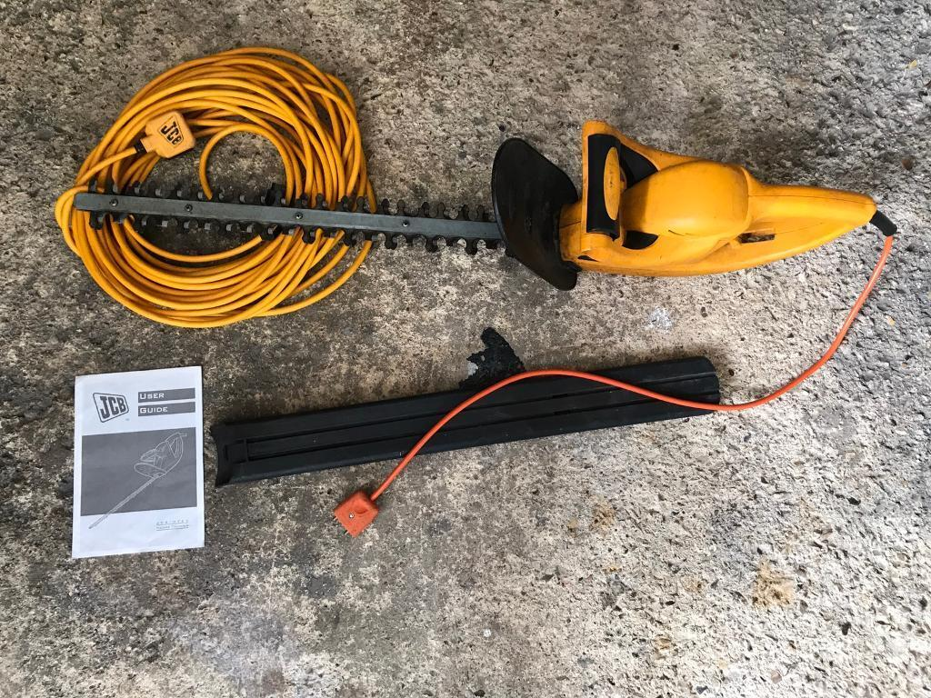 JCB Hedge Trimmer. Used but in very good condition,