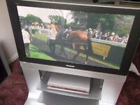 37 inch Panasonic Plasma tv