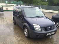 Ford TRANSIT CONNECT 2011 Only 80k Full years mot FSH *IMMACULATE*
