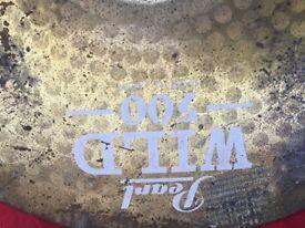 """Wokingham Drum Sales - Pearl 500 Wild 14"""" Hi Hat Cymbals"""