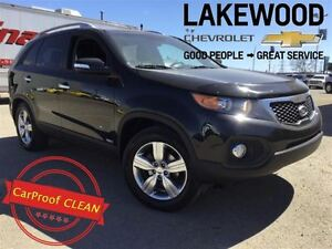 2012 Kia Sorento EX AWD (Sunroof, Back Up Cam)