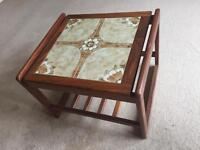 Fantastic tiled TV/coffee table