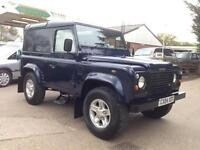 Land Rover Defender County Hard Top Td5 (blue) 2004