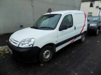 BERLINGO 600D LX DELIVERY VAN £790. TAXED & MOTED ALL GOOD NO FAULTS