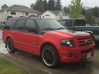 2008 Ford Expedition, Limited Edition Funk Master Flex