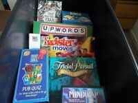 COLLECTION OF GAMES - ALL GOOD CONDITION
