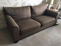 John Lewis Three Seater Sofa