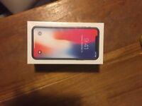 IPhone X - 256gb Space Grey