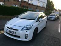 Toyota Prius Lady Owner damaged low miles
