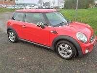 MINI HATCHBACK 1.4 One (red) 2008
