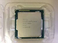 Intel i5-4670k 3.40ghz - LGA1150 - USED - With standard fan.