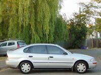 1993 Toyota Corolla 1.3 GLi Auto.. RARE LIFTBACK + FULL TOYOTA SERVICE HISTORY