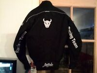 buffalo motorbike jacket new