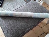 Roll of Laura Ashley wallpaper
