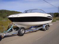 Speedboat Ibiza Maxum 2100 SC3 Mercruiser 5.0L Gasoline Alpha 1 Drive