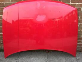 VW Golf MK4 bonnet