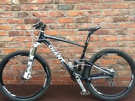 Giant anthem x2 full suspension mountain bike