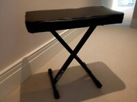 Quik Lok BX-14 Piano/Keyboard Stool with Extra Thick Seat