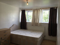 DOUBLE ROOM SHORT DISTANCE FROM CENTRAL LONDON, NEAR DOCKLANDS AND STARTFORD AREA