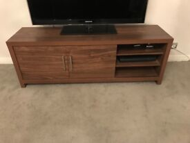 TV unit from NEXT with matching nest of tables