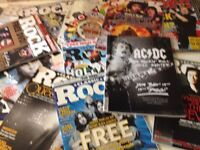 Classic rock mags